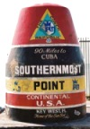 Southernmost Point in the USA monument